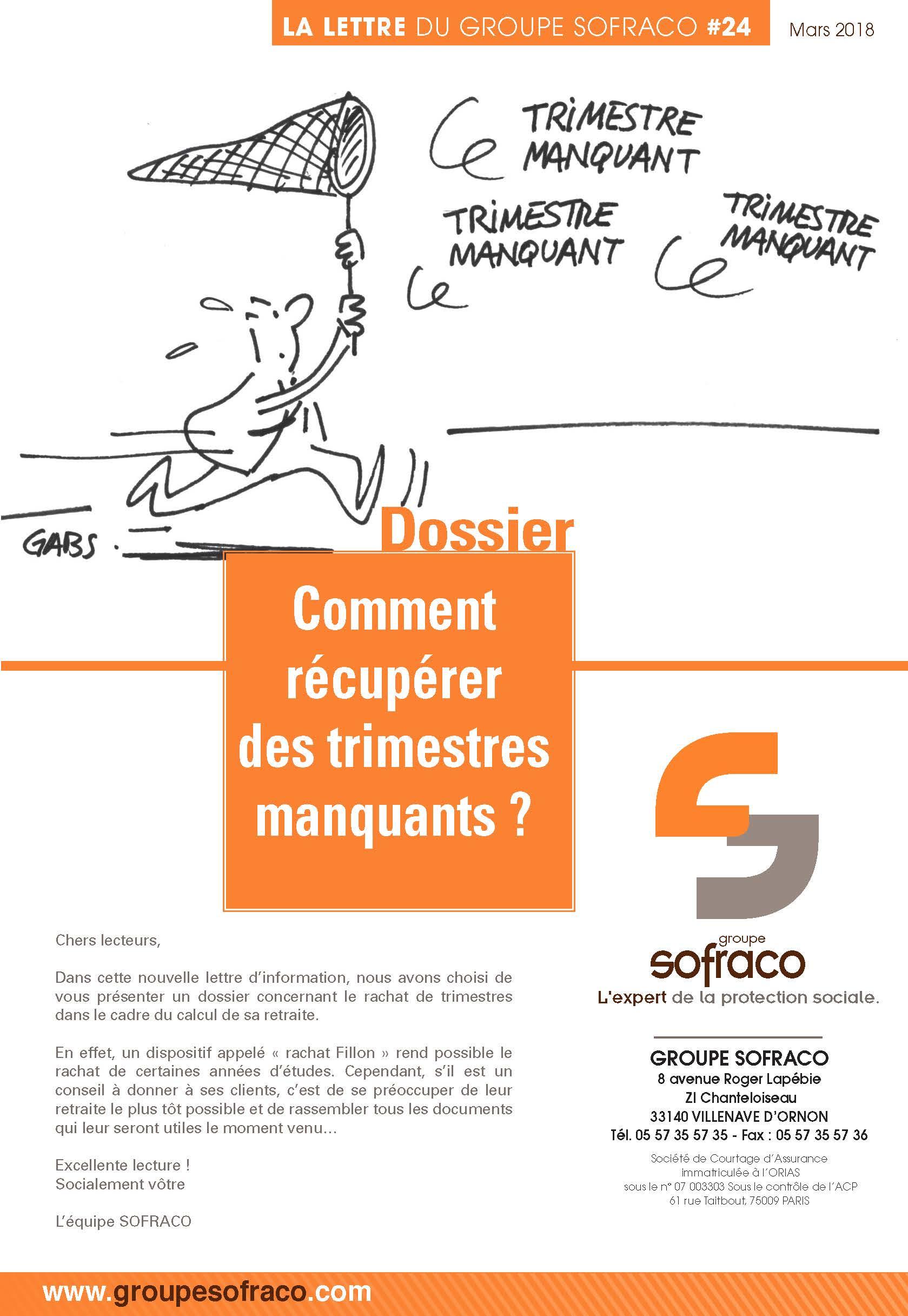 newsletter-sofraco-03-2018-artem-assurances